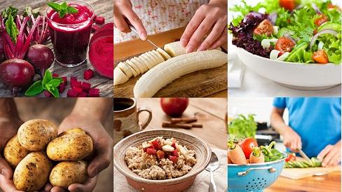 Thực phẩm giàu dinh dưỡng cho người bị cao huyết áp
