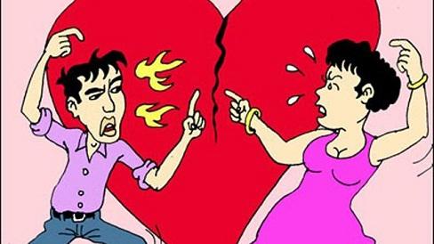 10 năm kết hôn chỉ 10 lần ân ái, chồng ly hôn vì vợ quá...bẩn