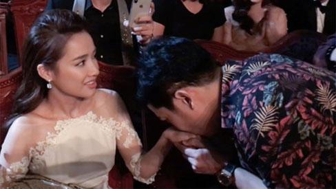 Cuối cùng Trường Giang cũng xin lỗi vì cầu hôn Nhã Phương trên sóng truyền hình
