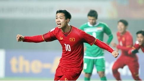 Công Phượng: 'Chúng tôi muốn làm nên lịch sử cho bóng đá Việt Nam'