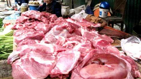 Gần 70% mẫu thịt tại TP HCM nhiễm vi khuẩn gây ung thư, viêm dạ dày