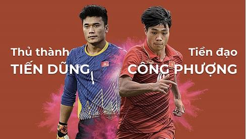 Tiến Dũng, Công Phượng: 'Niềm tin chưa bao giờ tắt với U23 Việt Nam'