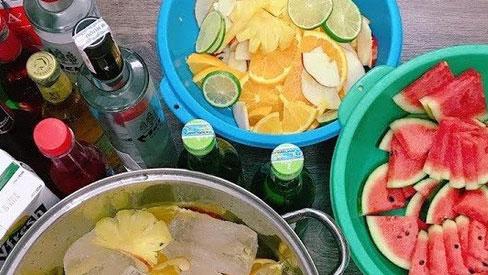 Chuyên gia chỉ rõ uống rượu pha nước ngọt và trái cây: Vừa hại não, vừa có nguy cơ nhiễm độc