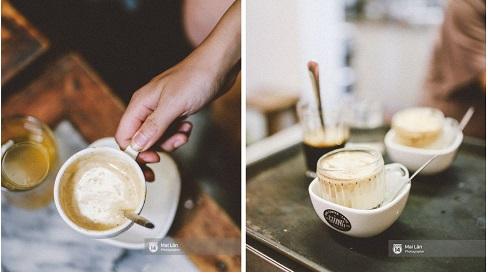 Khám phá bí kíp làm ra món cafe trứng nổi tiếng của phố cổ Hà Nội