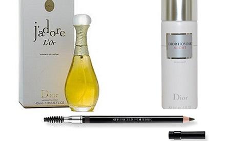Hãng nước hoa nổi tiếng Dior bị thu hồi 3 sản phẩm tại Việt nam