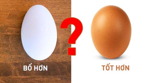 Trứng gà hay trứng vịt tốt hơn: Vì hiểu sai nên nhiều người đã bỏ phí cơ hội bồi dưỡng