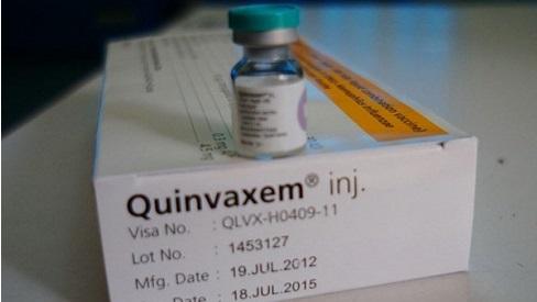 Việt Nam sẽ dừng sử dụng Vắc xin Quinvaxem do Hàn Quốc ngưng sản xuất