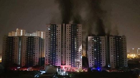 Hàng loạt sai phạm nghiêm trọng của chủ đầu tư Carina dẫn đến vụ cháy thảm khốc ngày 23/3