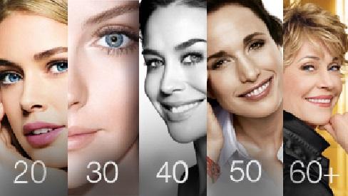 Mẹo trang điểm đẹp tự nhiên ở các độ tuổi khác nhau