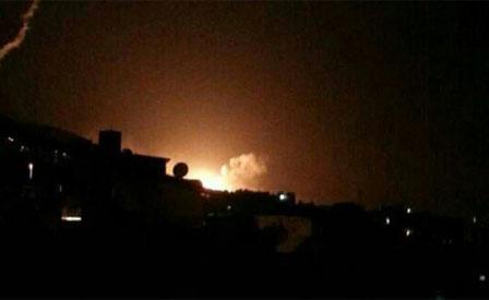 Tổng thống Trump ra lệnh tấn công, tên lửa Tomahawk đã giội xuống Syria