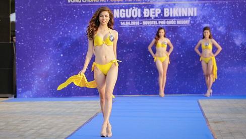 Tìm người mặc bikini đẹp nhất Top 40 Hoa hậu Biển Việt Nam toàn cầu 2018