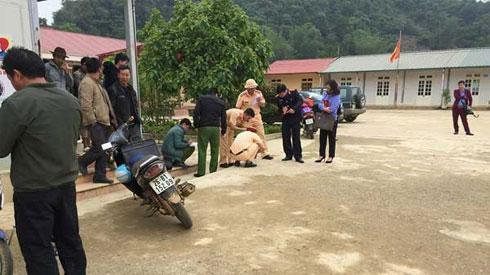 Thông tin bất ngờ vụ giáo viên tiểu học lùi xe ô tô tông chết 1 học sinh: Người gây tai nạn là cô giáo