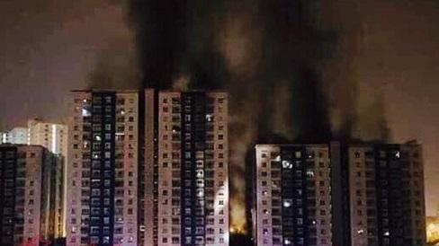 Khởi tố, bắt tạm giam chủ đầu tư chung cư Carina Plaza sau vụ cháy kinh hoàng