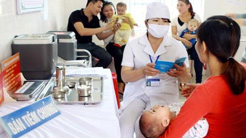 Rất nhiều trẻ nhập viện vì bệnh sởi, đa số chưa được tiêm phòng