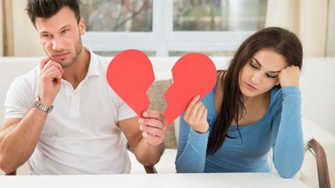 Những nguyên nhân đổ vỡ hôn nhân khiến