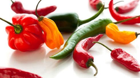 Ăn ớt có thể chữa cảm cúm và kích thích tiêu hóa
