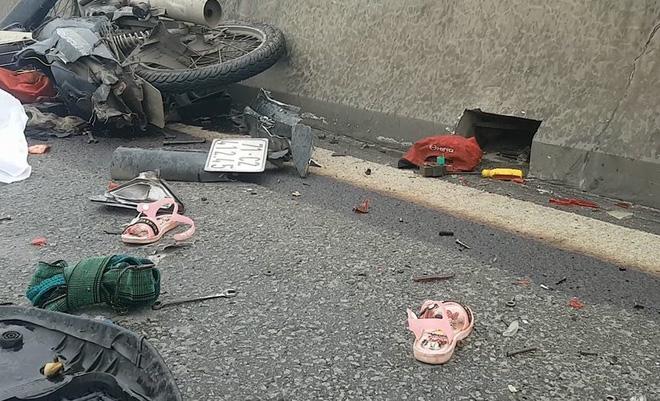 Bé gái 4 tuổi tử vong dưới bánh xe ben, mẹ nguy kịch-2