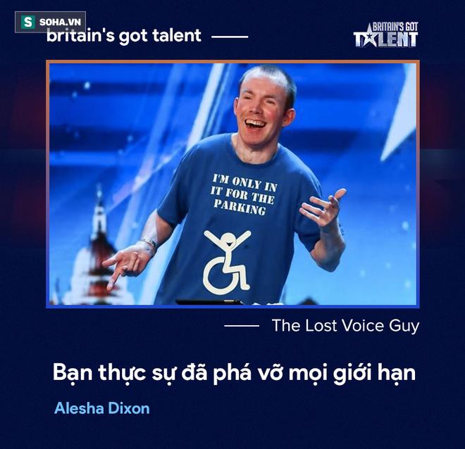 Chàng câm chiến thắng, Quốc Cơ - Quốc Nghiệp vuột ngôi vị quán quân Britains Got Talent 2018-2