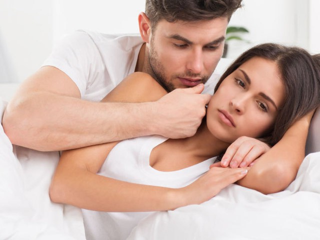 Các yếu tố làm suy giảm hứng thú tình dục-1