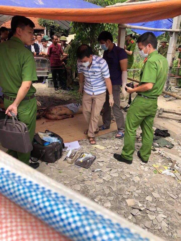 Máy xay xát bất ngờ phát nổ, chủ nhà và khách tử vong-2