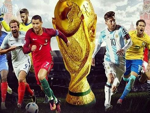 VTV đàm phán xong bản quyền World Cup 2018, người hâm mộ thở phào