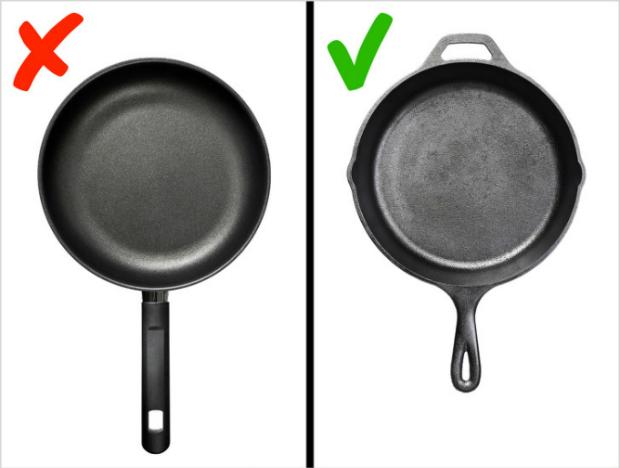 4 dụng cụ nấu nướng cần thay thế ngay để tránh rước họa-1
