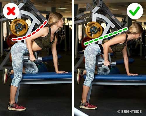 6 sai lầm chị em thường mắc phải khi tự tập gym-5
