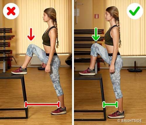 6 sai lầm chị em thường mắc phải khi tự tập gym-3