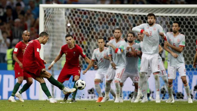 Để có được năng lực làm nên cú hat-trick như Ronaldo đã tuân thủ chế độ ăn uống và cách tập luyện này-2