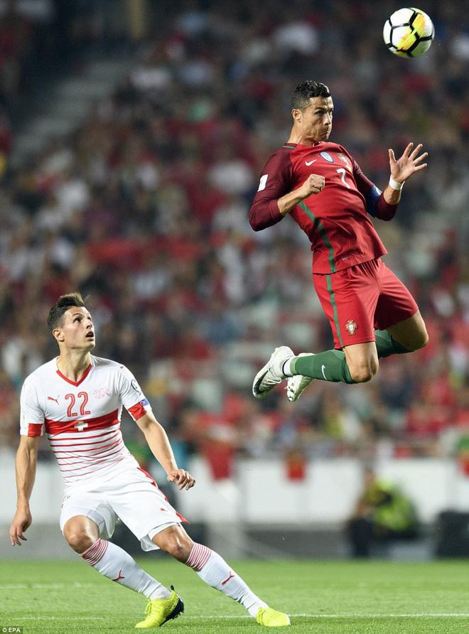 Để có được năng lực làm nên cú hat-trick như Ronaldo đã tuân thủ chế độ ăn uống và cách tập luyện này-1