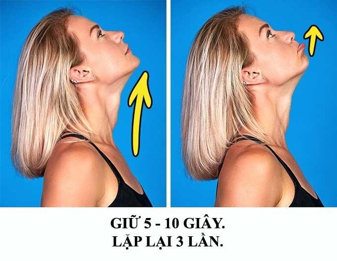 9 bài tập giúp khuôn mặt thon gọn không cần đến dao kéo-2