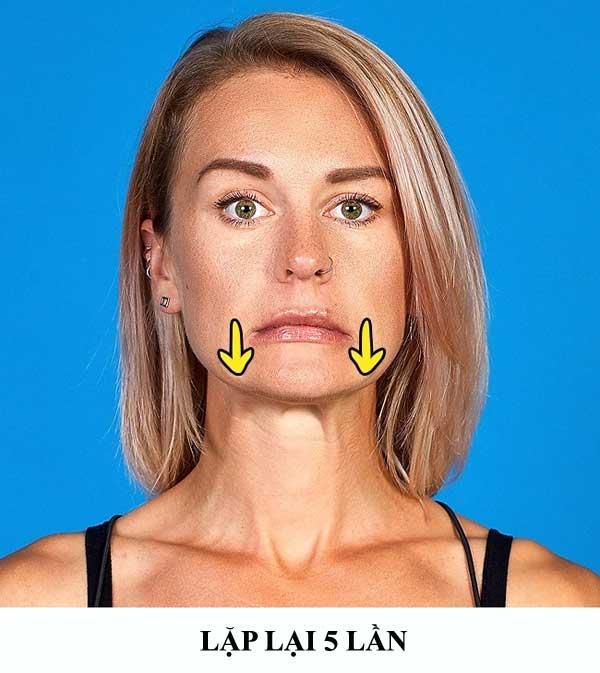 9 bài tập giúp khuôn mặt thon gọn không cần đến dao kéo-4