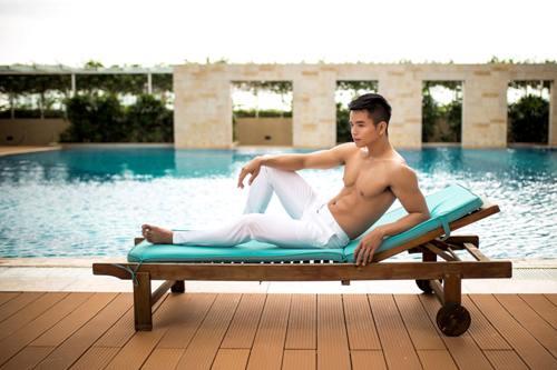 Chàng trai Sài Gòn nhờ bố thôi thúc tập luyện để hình thể đẹp-2
