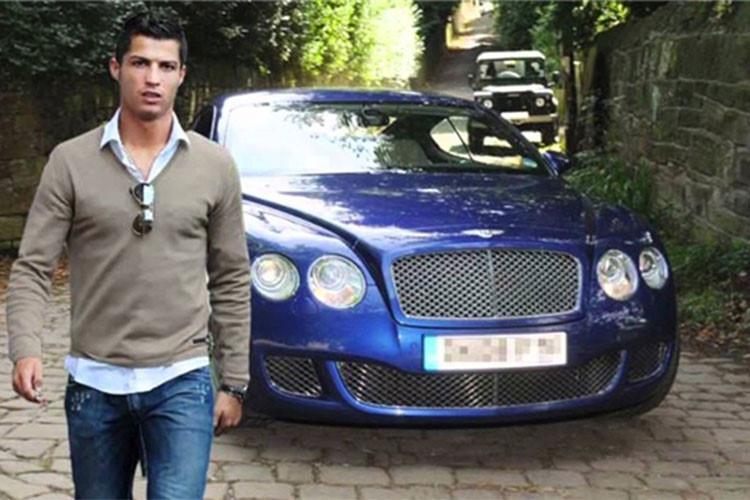Soi dàn siêu xe khủng của sao World cup 2018 - Cristiano Ronaldo-11