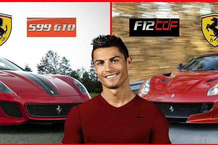 Soi dàn siêu xe khủng của sao World cup 2018 - Cristiano Ronaldo-4