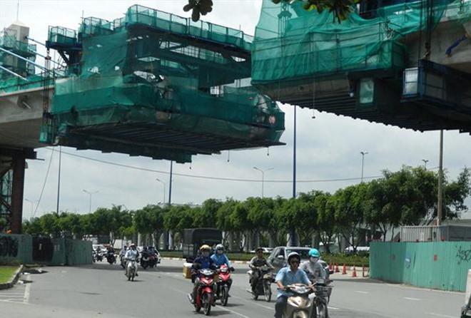 Metro Sài Gòn điêu đứng vì thủ tục, thiếu tiền thanh toán cho nhà thầu-1
