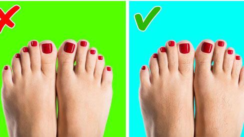 Chuyên gia khuyên bạn nhìn ngay xuống bàn chân soi dấu hiệu bệnh tật