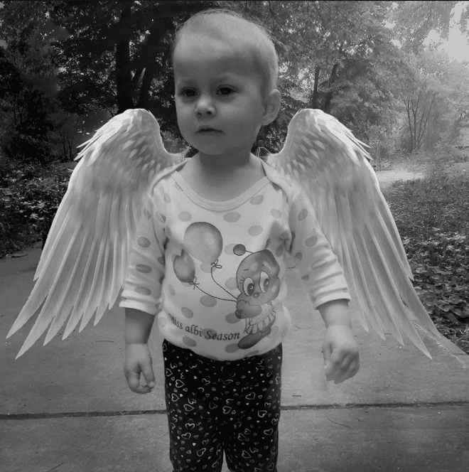 Không tiêm phòng sởi, bé 2 tuổi qua đời trước sự chứng kiến đau lòng của người mẹ-1