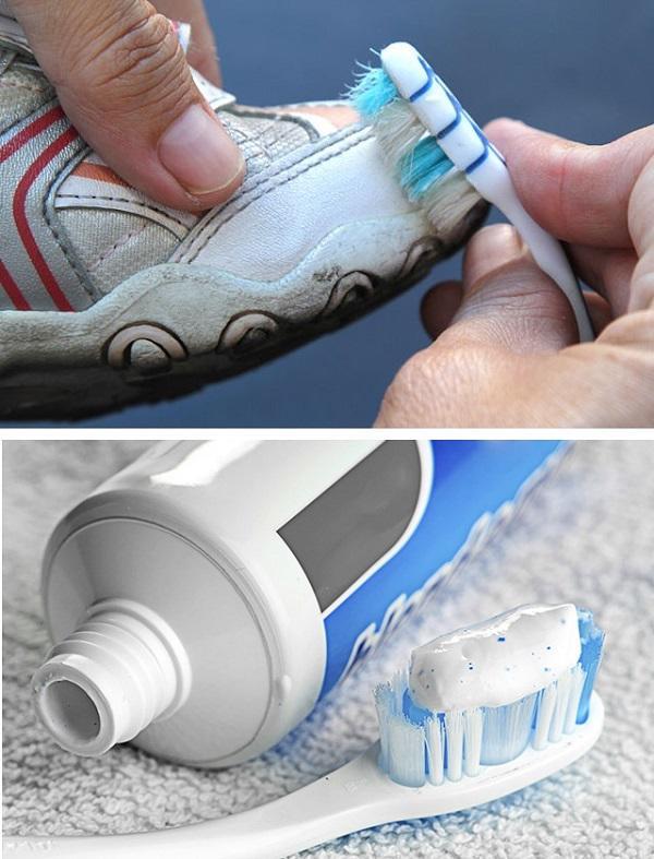Mách cách giặt giày thể thao một phút xong ngay mà lại sạch thơm như mới-3