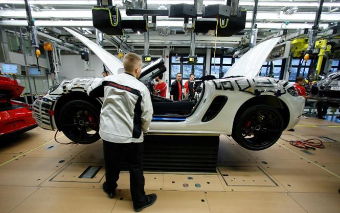Xe Hàn Quốc Kia, Hyundai được đánh giá chất lượng cao hơn Porsche-3