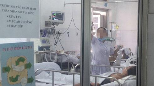 Xác định 12 ca nhiễm cúm A/H1N1 tại Bệnh viện Chợ Rẫy, 1 ca tử vong