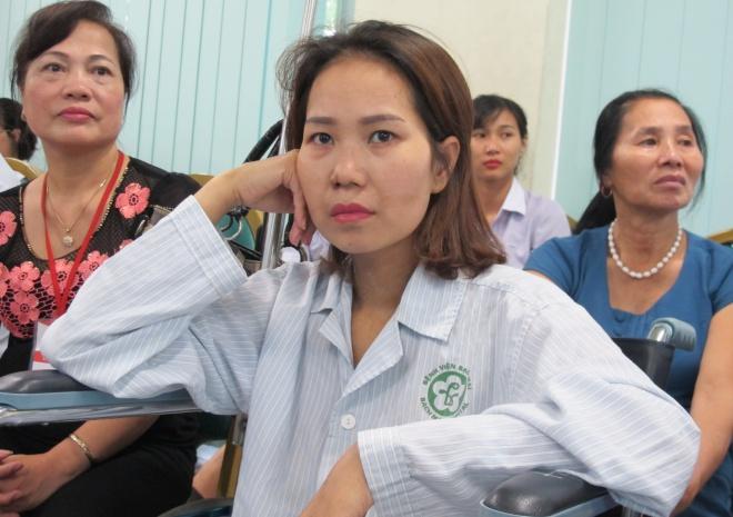 Nữ bệnh nhân ngừng đập tim 5 ngày được cứu sống-1