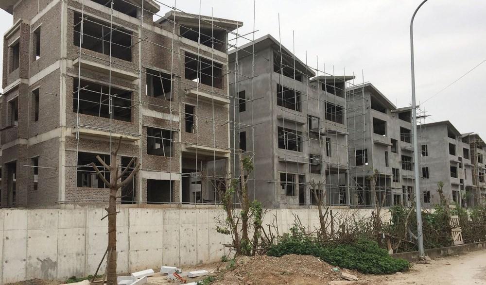 26 biệt thự tại thủ đô xây xong thô mới xin giấy phép-1