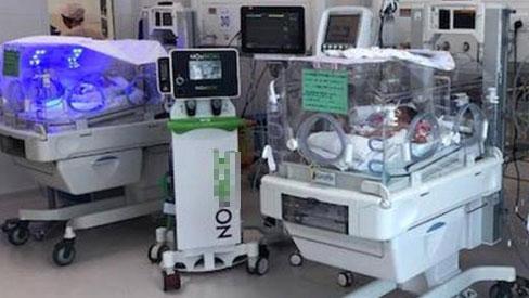 Loại khí không mùi cứu sống nhiều bé sơ sinh