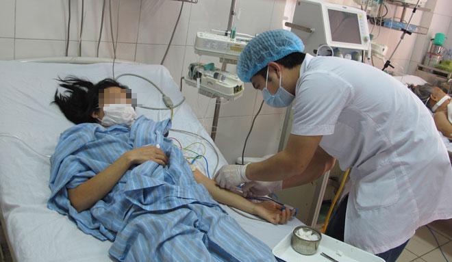 Lo lây chéo cúm A/H1N1 trong bệnh viện-1