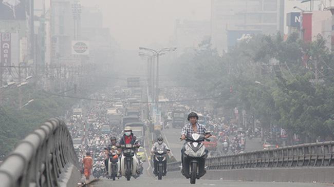 Ô nhiễm không khí làm tăng 3.2 triệu ca mắc tiểu đường mỗi năm-1