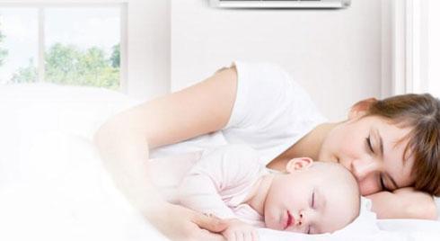 Những sai lầm chết người khi sử dụng điều hòa trong ngày nóng cực độ khiến cả nhà đổ bệnh