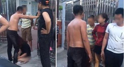 Xôn xao clip mẹ chồng dẫn con dâu đi đánh ghen, con trai bênh bồ mà gây gổ với cả gia đình