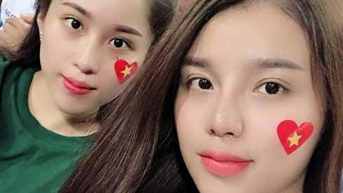 Nhan sắc cô bạn gái tin đồn của trung vệ Bùi Tiến Dũng đội tuyển U23 Việt Nam