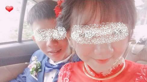 Cô dâu 16 tuổi khoe đám cưới và chuyện tình yêu trên mạng khiến mọi người sửng sốt